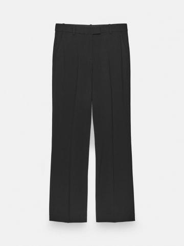 """OPUS Spodnie """"Cris"""" w kolorze czarnym"""