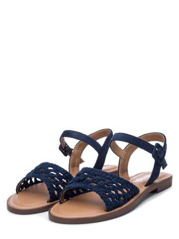 Refresh Sandalen in Blau