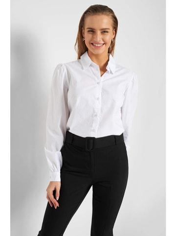 Orsay Bluzka w kolorze białym
