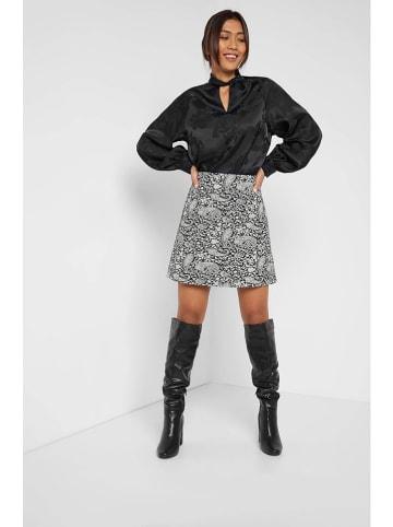 Orsay Spódnica w kolorze czarno-szarym