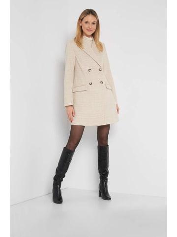 Orsay Płaszcz przejściowy w kolorze beżowym