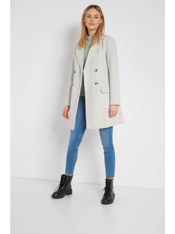 Orsay Płaszcz przejściowy w kolorze szarym