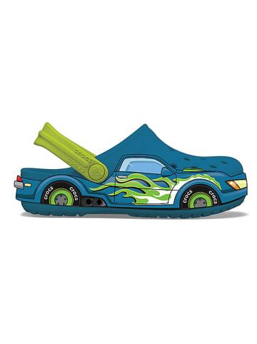 "Crocs Crocs ""Truck"" in Blau"