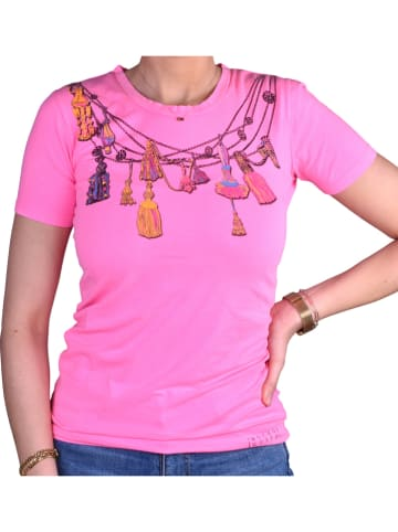 ¡MUCHO GUSTO! Shirt in Pink