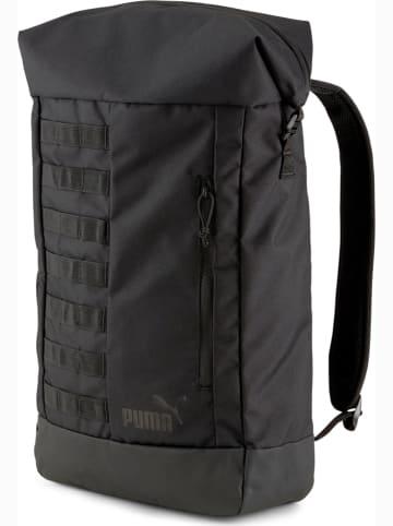 """Puma Plecak """"Sole Backpack"""" w kolorze czarnym - 34 x 54 x 20 cm"""