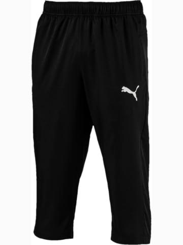"""Puma Spodnie sportowe """"Active Woven"""" w kolorze czarnym"""