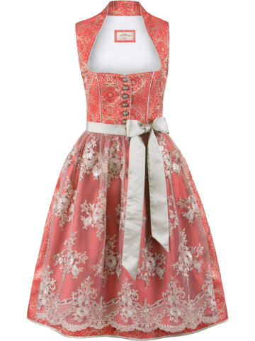 """Stockerpoint Dirndl """"Odina"""" in Rot"""