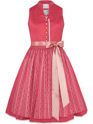 "Alpenfee Dirndl ""Jella"" in Pink"
