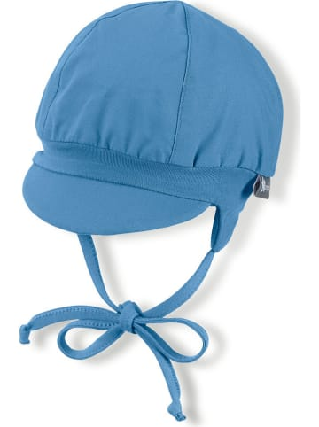 Sterntaler Czapka w kolorze niebieskim
