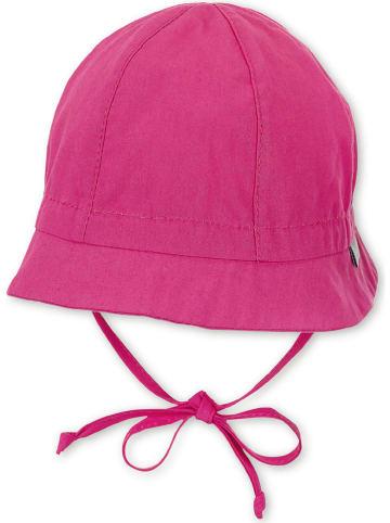 Sterntaler Kapelusz kolorze różowym