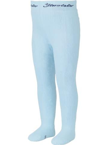 Sterntaler Rajstopy w kolorze błękitnym