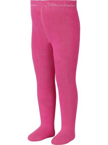 Sterntaler Rajstopy w kolorze różowym
