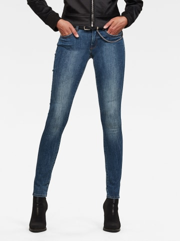 "G-Star Jeans ""Lynn"" - Super Skinny fit - in Blau"