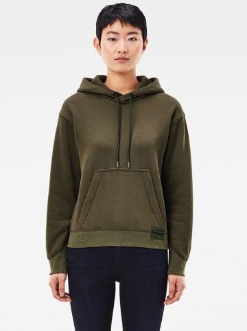 """G-Star Sweatshirt """"Premium Core"""" kaki"""