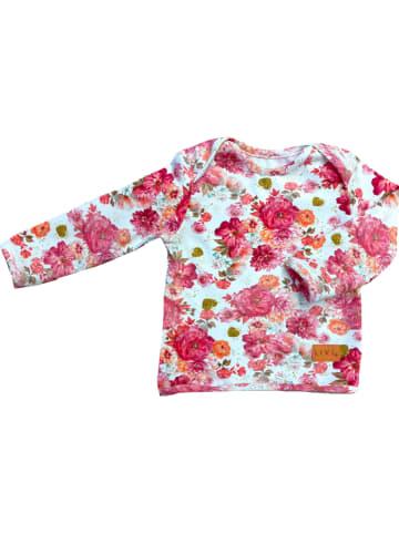 """LiVi Koszulka """"Summer"""" w kolorze czerwonym"""
