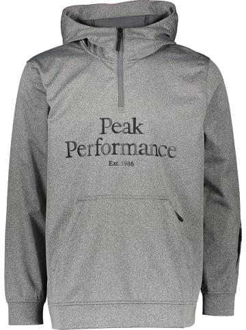 """Peak Performance Tussenjas """"Ski"""" grijs"""