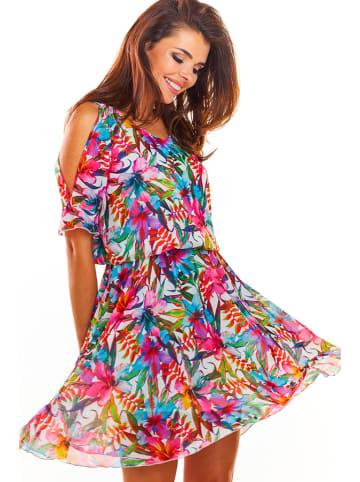 Awama Sukienka ze wzorem