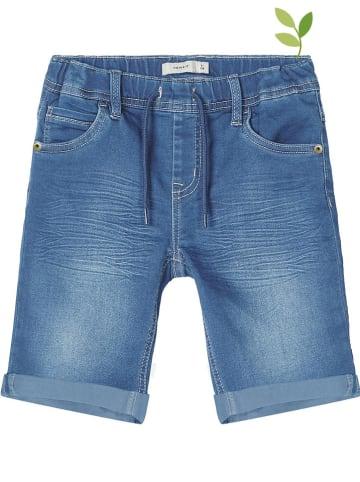 """Name it Szorty dżinsowe """"Ryan"""" w kolorze niebieskim"""