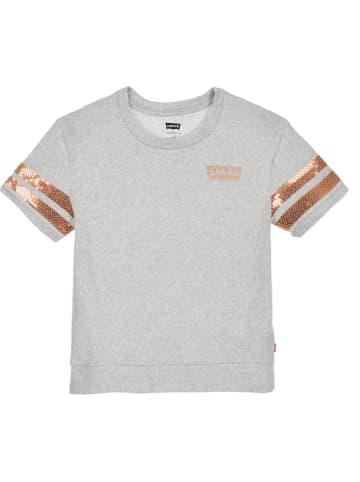 Levi's Kids Koszulka w kolorze szarym
