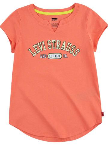Levi's Kids Shirt oranje