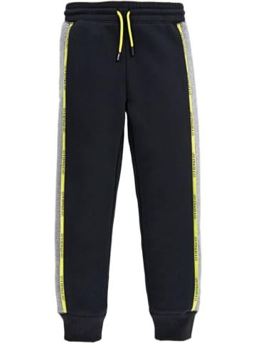 Levi's Kids Spodnie dresowe w kolorze czarnym