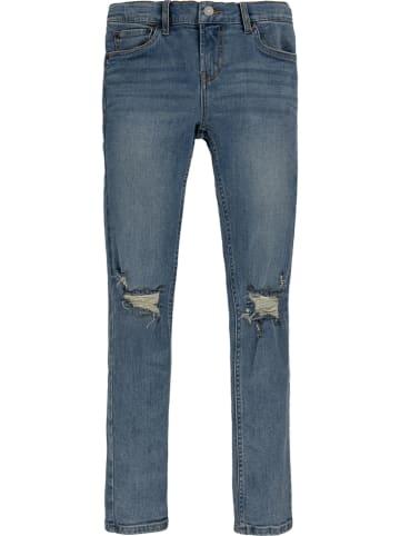 Levi's Kids Dżinsy - Skinny fit - w kolorze niebieskim
