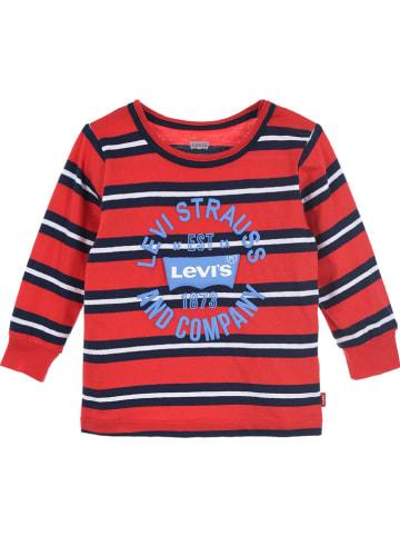 Levi's Kids Koszulka w kolorze koralowym