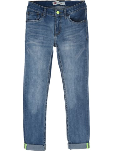 Levi's Kids Jeans - 510 Skinny fit - in Blau