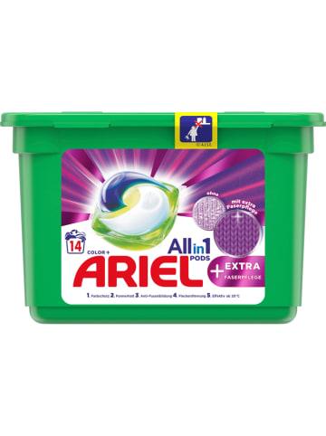 "ARIEL Waschmittel-Pods ""Ariel All-in-1 - Color Extra Faserpflege"" - 14x 25,2 g"