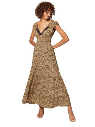 Aller Simplement Sukienka w kolorze żółtym
