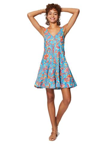 Aller Simplement Sukienka w kolorze błękitnym