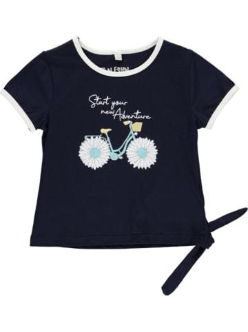 Topo Shirt donkerblauw