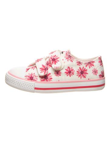 Billowy Sneakersy w kolorze biało-różowym