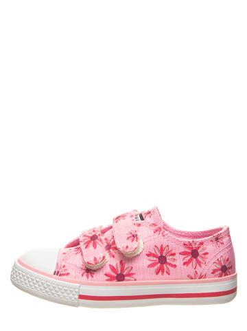 Billowy Sneakersy w kolorze jasnoróżowym