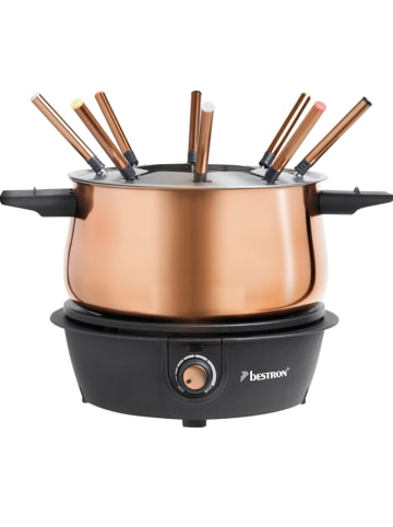 "BESTRON Fondue ""Copper Collection"" koperkleurig"