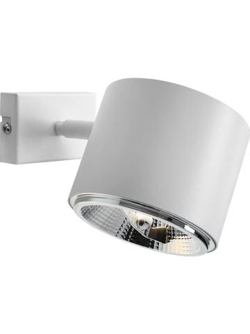 "ALDEX Wandlamp ""Bot"" wit - (B)11,5 x (H)9 cm"
