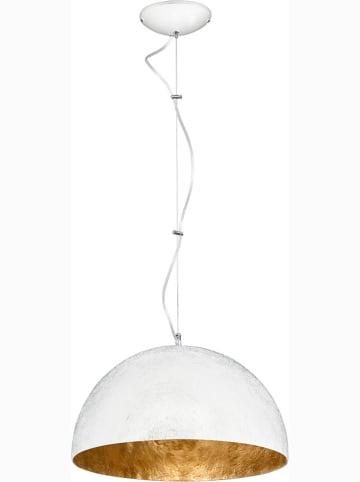 """ALDEX Hängeleuchte """"Simi"""" in Weiß - Ø 35 cm"""
