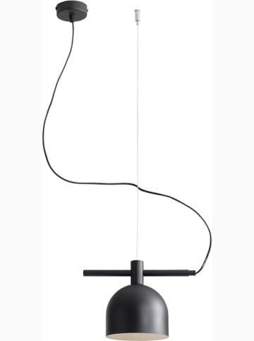 """ALDEX Hängeleuchte """"Beryl"""" in Schwarz - (B)28 x (T)15 cm"""