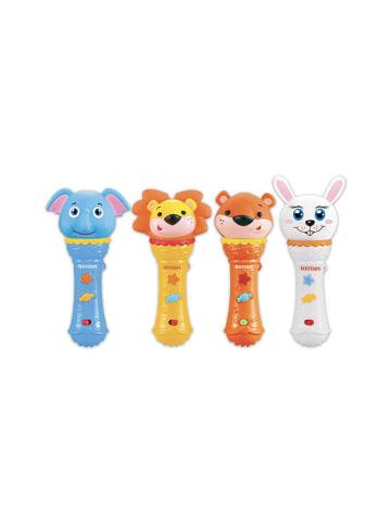BONTEMPI Zwierzęcy mikrofon karaoke (produkt niespodzianka) - 2+