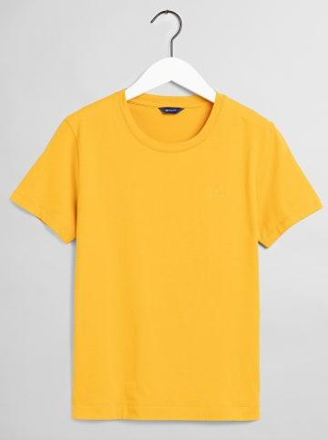 Gant Shirt in Gelb
