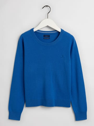 Gant Wollpullover in Blau