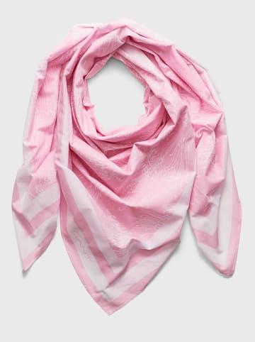 Gant Tuch in Rosa/ Weiß - (L)140 x (B)140 cm