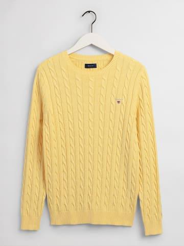 Gant Pullover in Gelb