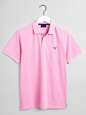 Gant Poloshirt lichtroze