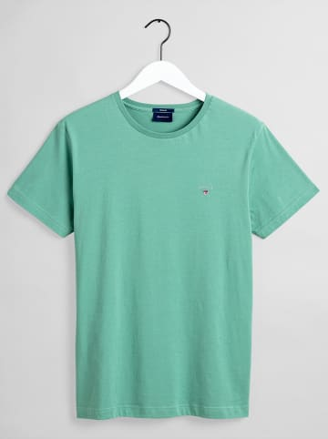Gant Shirt mintgroen