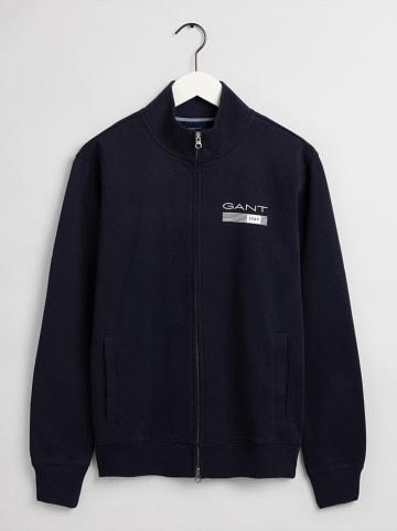Gant Bluza w kolorze granatowym