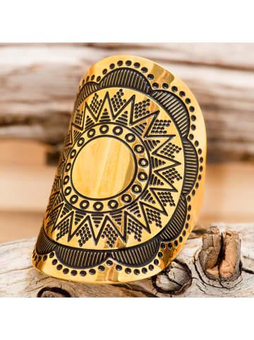 LA CHIQUITA Vergold. Ring