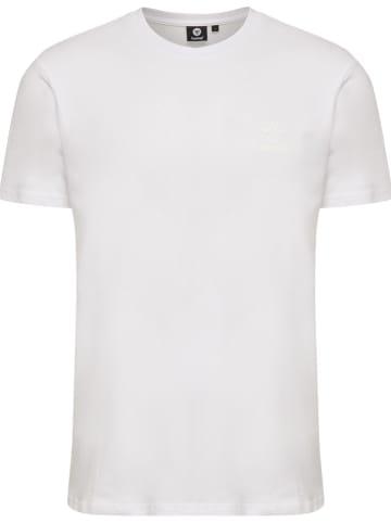 "Hummel Koszulka ""Sigge"" w kolorze białym"