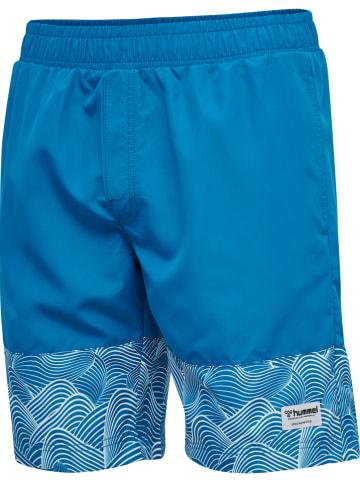 """Hummel Szorty kąpielowe """"Surf"""" w kolorze niebieskim"""