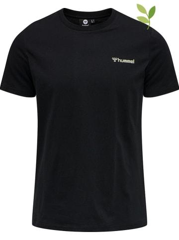 """Hummel Koszulka """"Toronto"""" w kolorze czarnym"""